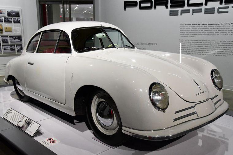 FOTO: Los '356' hoy son piezas de colección muy valoradas