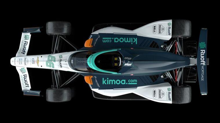 FOTO: El McLaren Arrows SP presentó el diseño del auto para Fernando Alonso