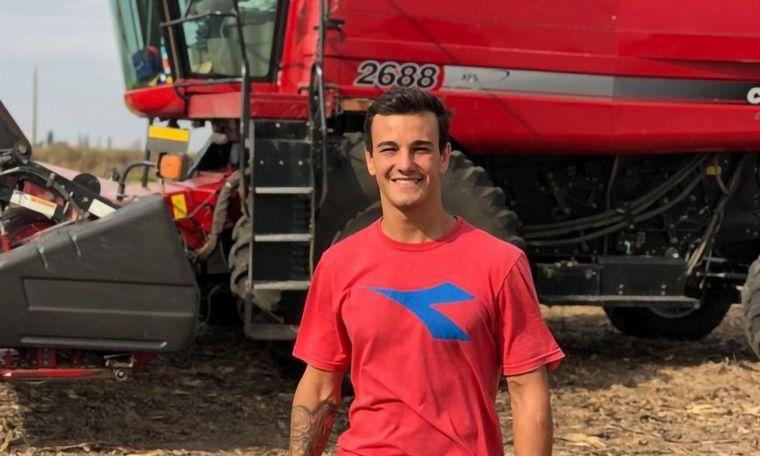 AUDIO: Luciano Ribodino, campeón de motos y productor agropecuario.