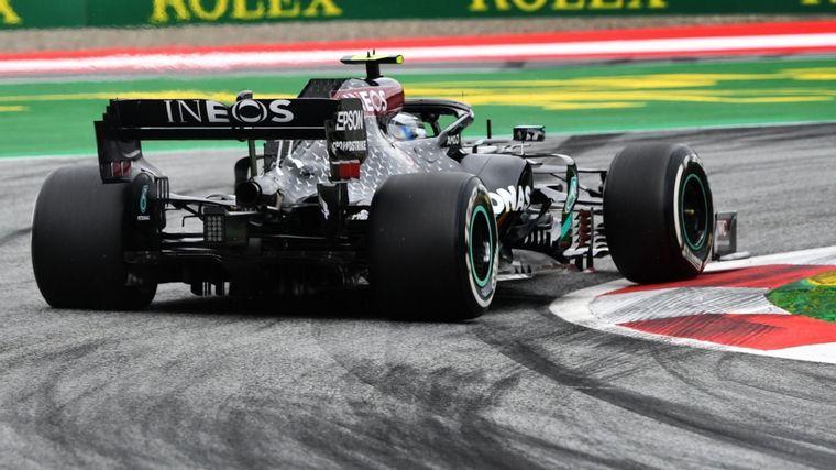 FOTO: Lewis Hamilton lideró también la segunda práctica en Austria