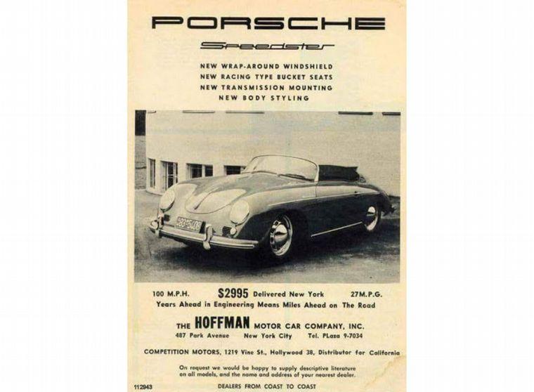 FOTO: En el Museo Porsche se refiere la importancia del arribo de la marca a Estados Unidos