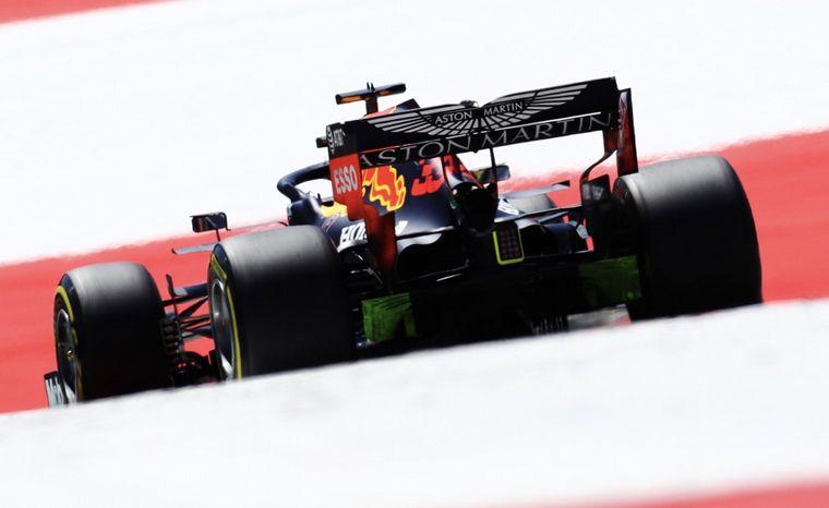 F1 2020, GP de Estiria