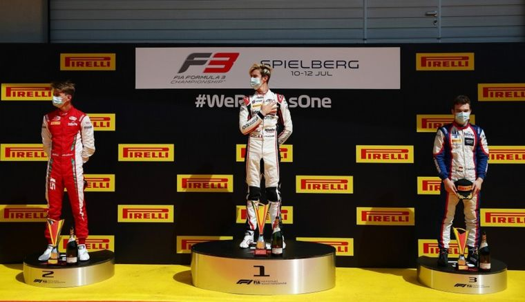 FIA F3, GP de Austria