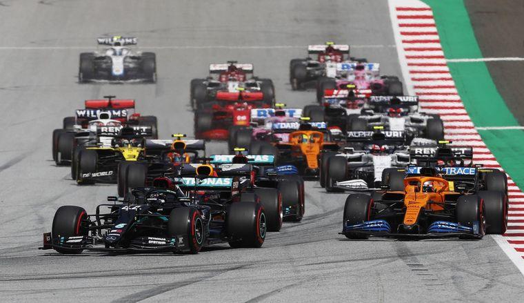 Fórmula 1, Gran Premio Hungría, 19 de julio, Hungaroring ...