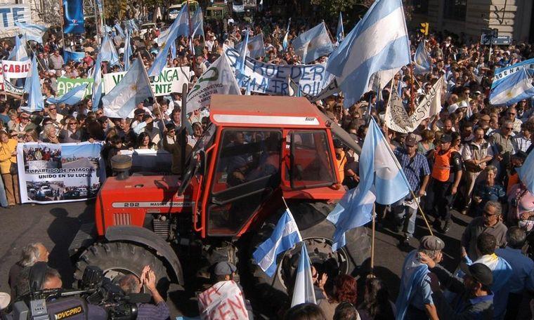 AUDIO: Carlos Achetoni, presidente de Federación Agraria Argentina.