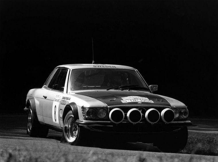 FOTO: Aviso publicitario de Peugeot Argentina, el mejor auto nacional en el rally de 1980.