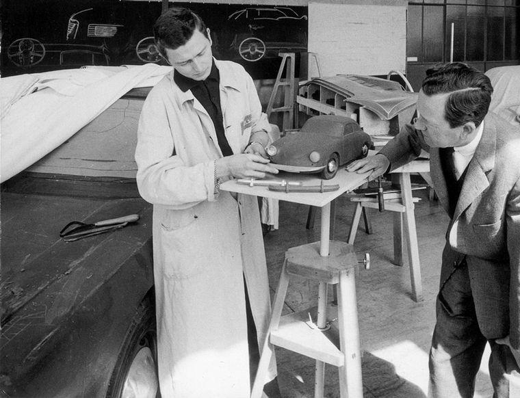 FOTO: Ferry le encargaría a su hijo Butzi la conducción del proyecto del nuevo Porsche