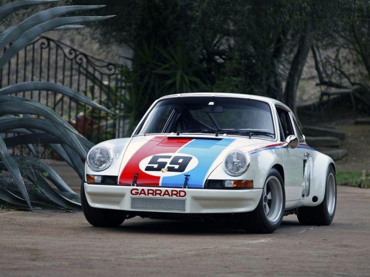FOTO: Los Porsche 911 se posicionaron rápido en el mercado, eran distintos a todo lo visto