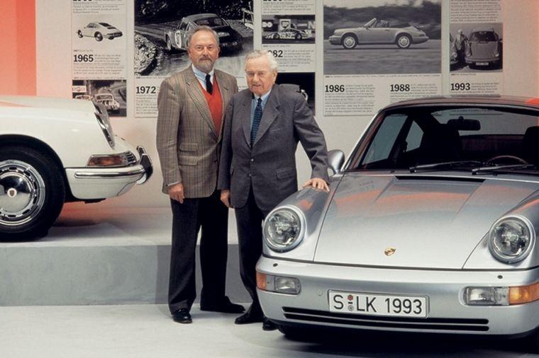 FOTO: El tiempo pasó y el 911 siempre mantuvo inalterable su línea original de diseño