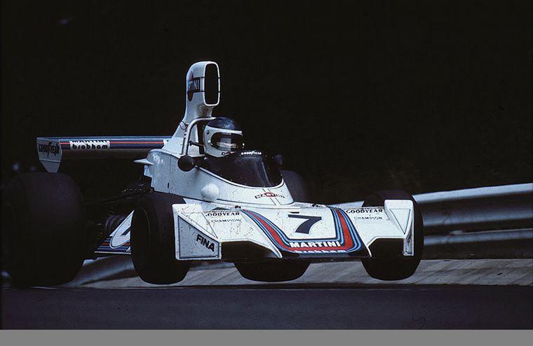 Reutemann con Brabham ganaba en Nürburgring hace 45 años - Carreras -  Cadena 3 Motor