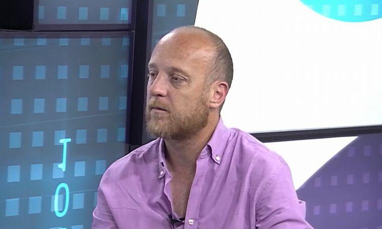 AUDIO: Pablo Cecchi en diálogo con Felipe Agusti.