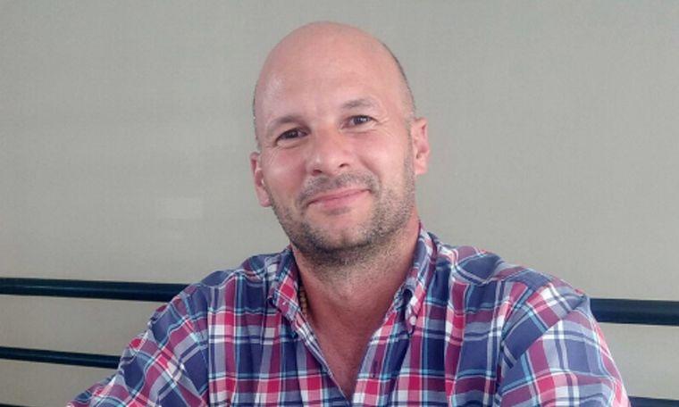 FOTO: Jorge Chemes, presidente de Confederaciones Rurales Argentinas.