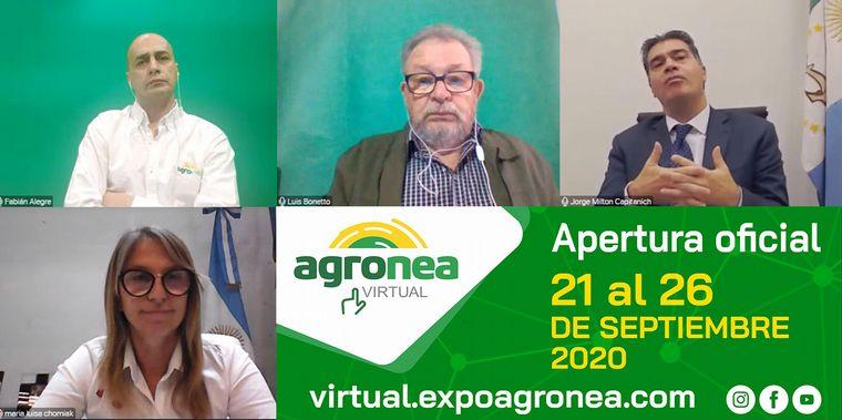 FOTO: Agronea Virtual acompaña al sector en un año complejo.