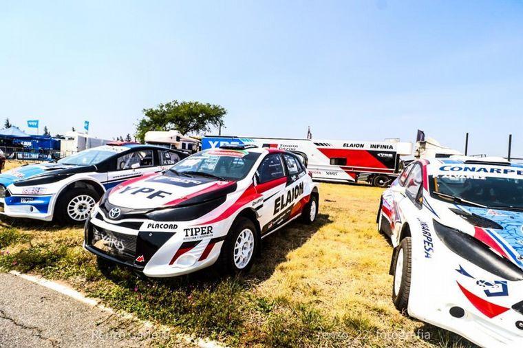 FOTO: Marcos Ligato y su Chevrolet serán atracciones el fin de semana