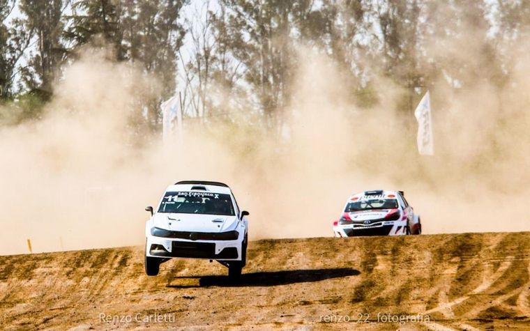 FOTO: El Campeonato Argentino de Rallycross vuelve en Córdoba