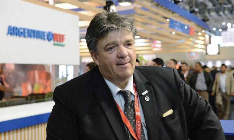 VIDEO: Ulises Forte, presidente del Instituto de Promoción de la Carne Vacuna.