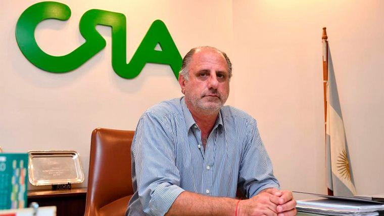 AUDIO: Jorge Chemes, Confederaciones Rurales Argentinas
