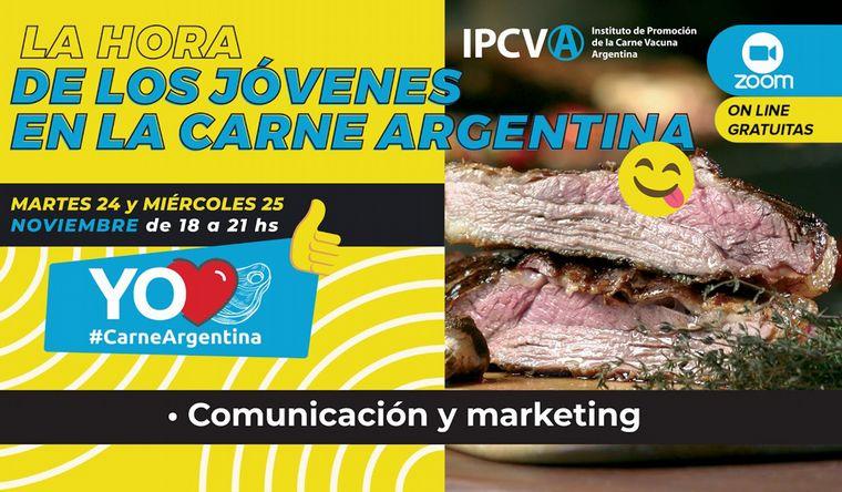 AUDIO: Eugenia Brusca, Promoción Interna del IPCVA.