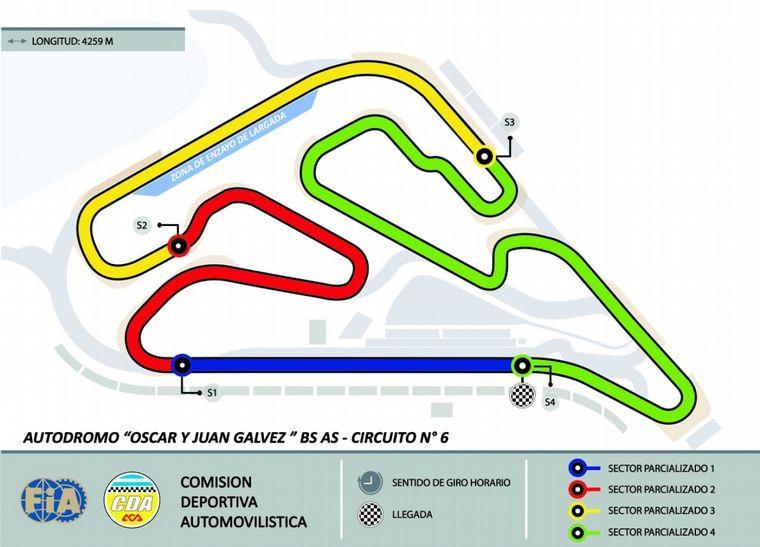 FOTO: Súper TC2000 definió circuitos y que correrá el Coronación en Buenos Aires