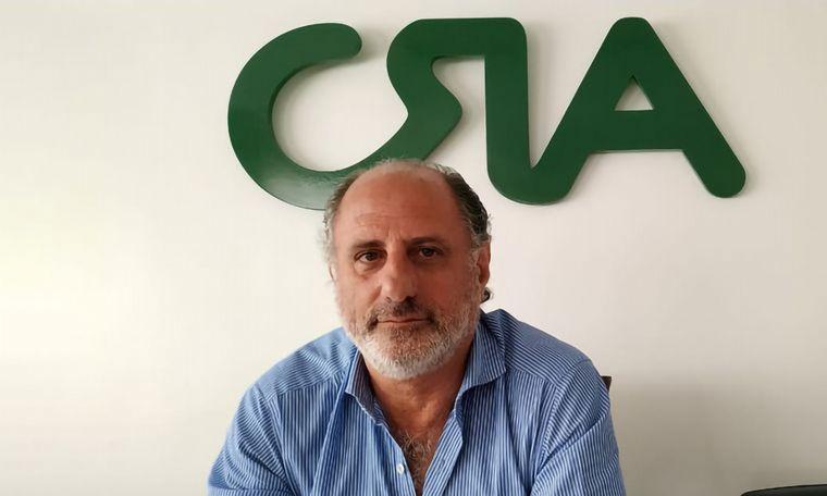 AUDIO: Jorge Chemes, presidente de CRA.