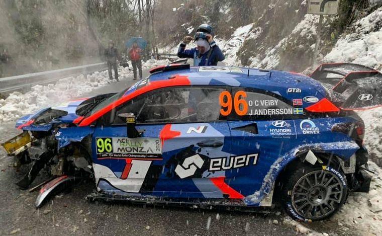 WRC, ACI Rally Monza