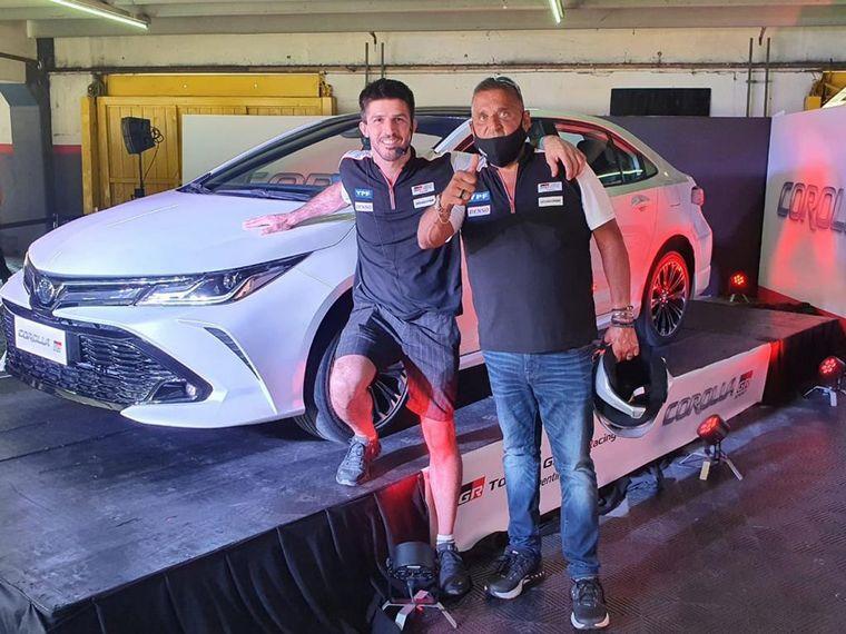 FOTO: Corolla GR-S, con el sello de Toyota Gazoo Racing.
