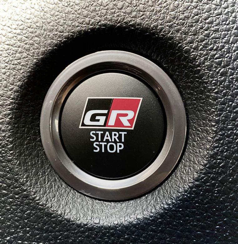 FOTO: El interior del nuevo Corolla GR-S, origen Brasil.