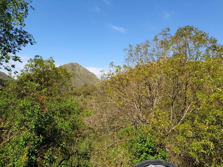 AUDIO: Ascenso al cerro Pan de Azúcar en bicicleta