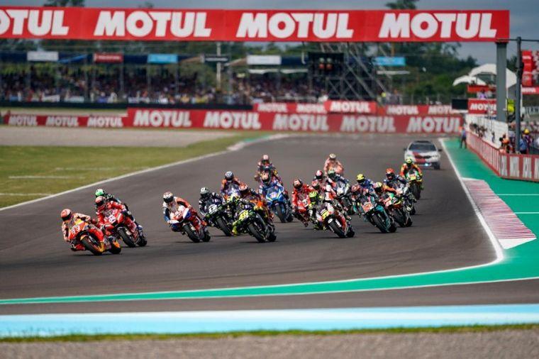 FOTO: El MotoGP confirmó su presencia en Argentina para 2021