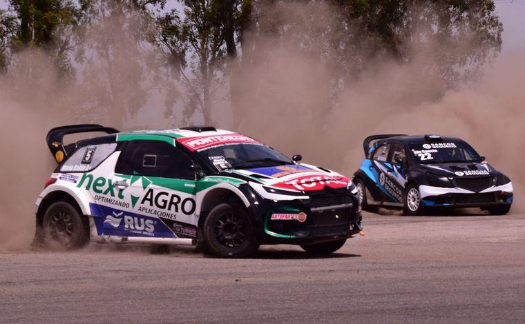 FOTO: Marcos Ligato con el Agile/Tango juegará sus chances también.