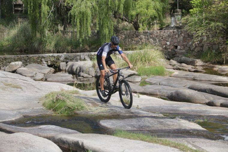 VIDEO: Cabalango - Recorrido en bicicleta