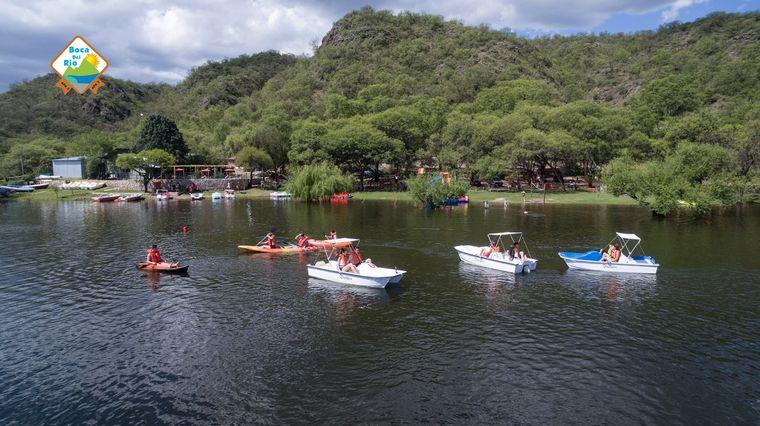 FOTO: Kayak en Córdoba