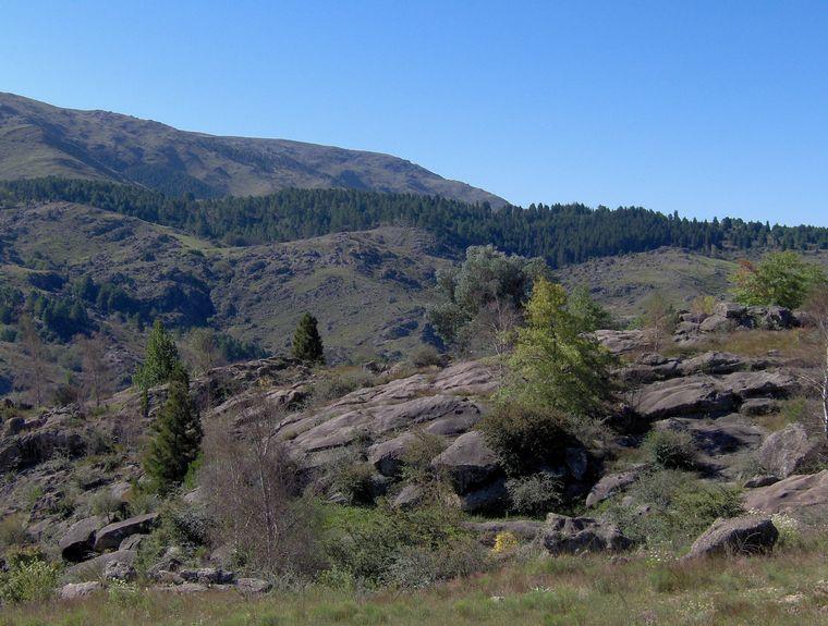 FOTO: Quebrada del Condorito