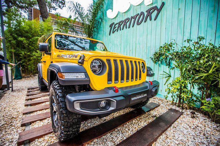 FOTO: En Cariló y Villa Gesell, un buen momento para manejar estos vehículos.