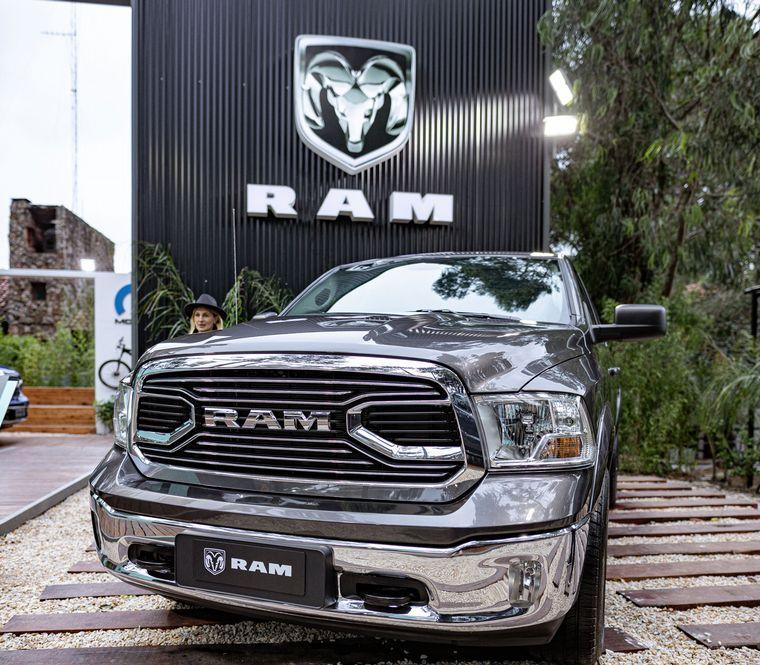 FOTO: Manejo controlado por expertos para usuarios de RAM y Jeep.