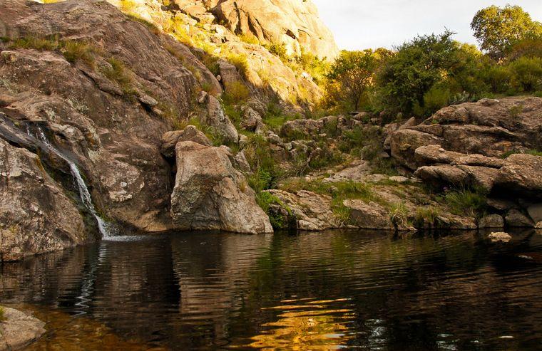 FOTO: Cascada Los Guindos