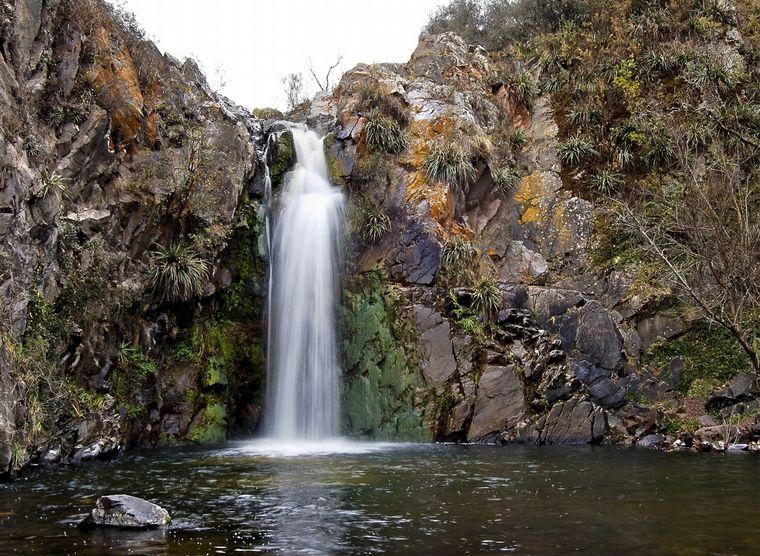 FOTO: La Cascada de Toro Muerto