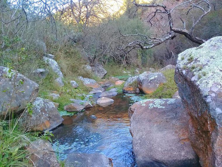 FOTO: Cascada de Los Guindos