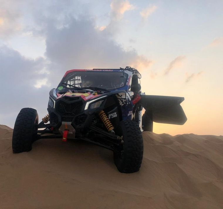 FOTO: C3M con Juan Cruz Yacopini en Jeddah