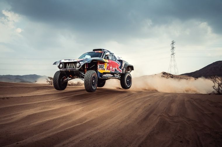 FOTO: Stefan Peterhansel ganó 13 veces y correrá su 32° Dakar