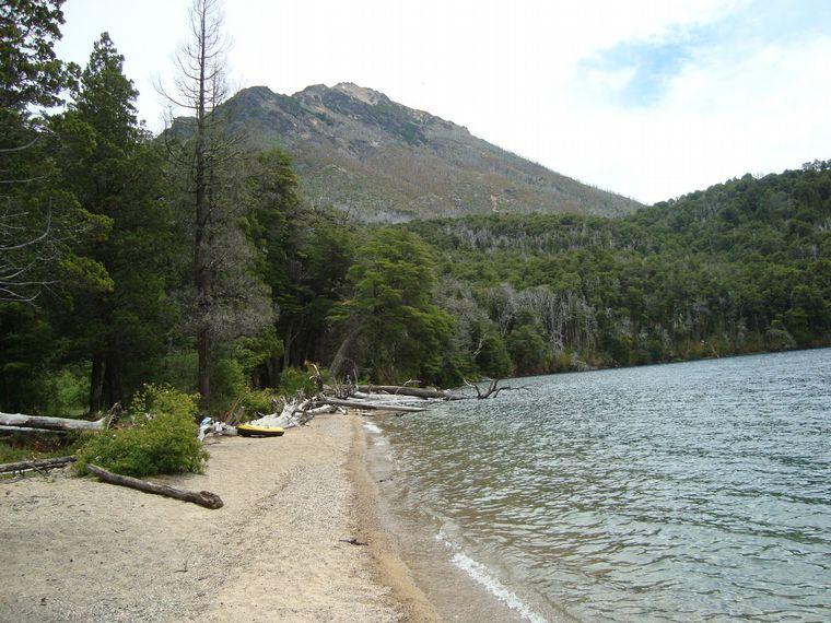 FOTO: Playas de Bariloche