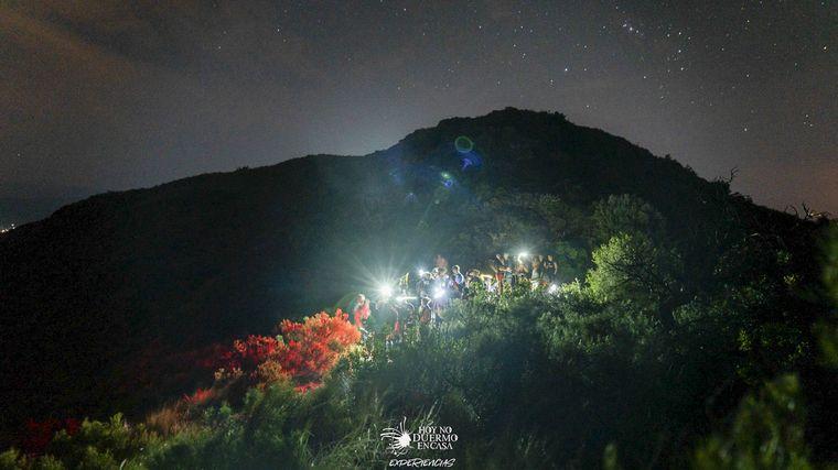 FOTO: Astroturismo en Capilla del Monte