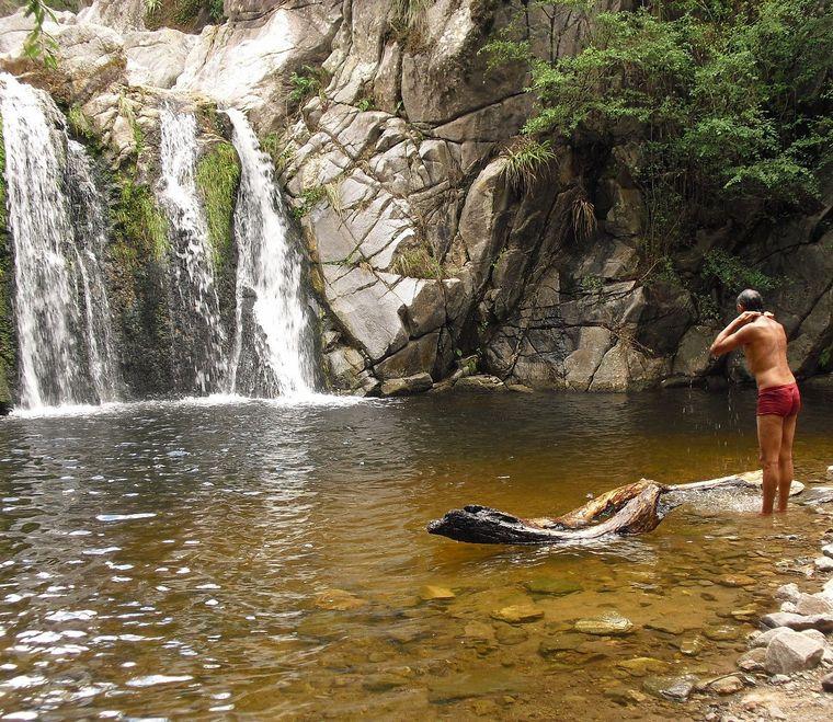 FOTO: Cascadas en Córdoba