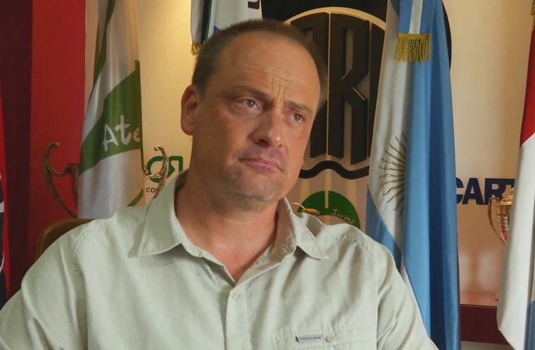 AUDIO: Javier Rotondo, presidente de Cartez