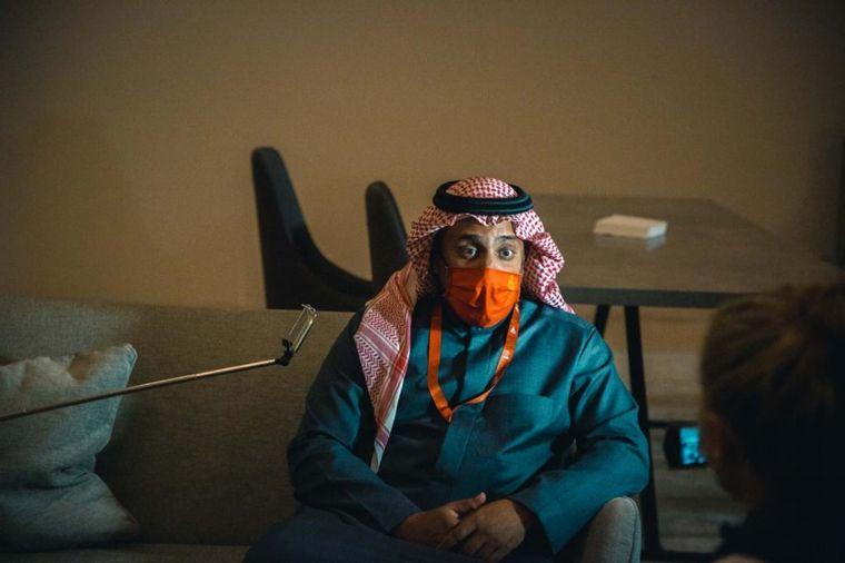 FOTO: El Príncipe Khalid nos cuenta sobre la F1 en Arabia Saudita