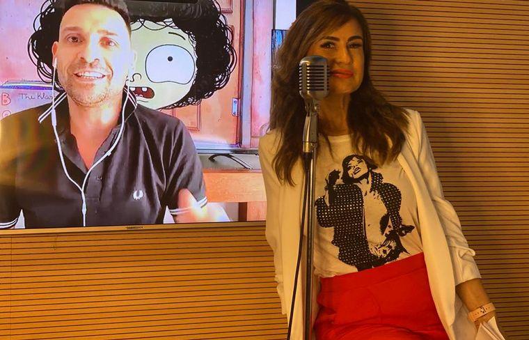 AUDIO: Entrevista con Lo Caligaris en Animate 14 de enero 2021