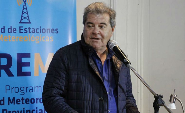 AUDIO: Sergio Busso, ministro de Agricultura y Ganadería de Córdoba