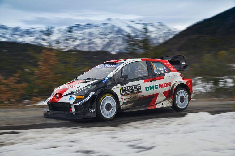 WRC - 1ª fecha