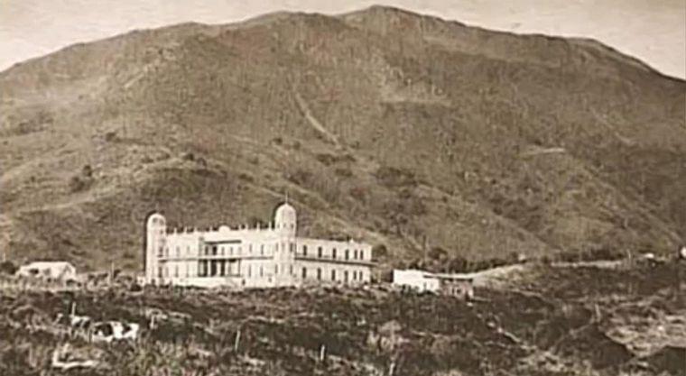 FOTO: Hospital abandonado Punilla