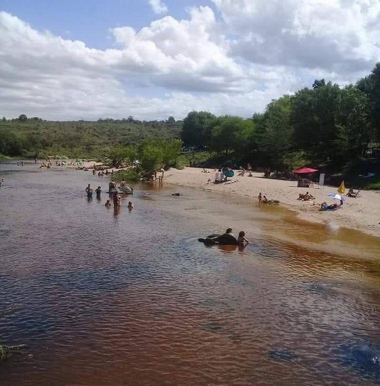 FOTO: 4 balnearios de Córdoba para hacer un asado al lado del río